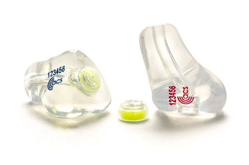 ACS Pro 20 Custom Earplugs