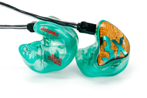 JH Audio JH3X Custom In Ear Monitor