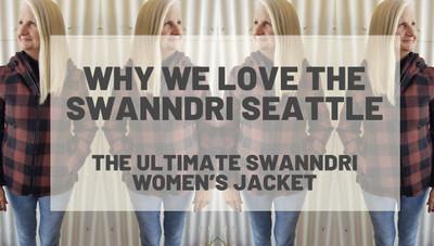Why we love the  Swanndri Women's Seattle Jacket