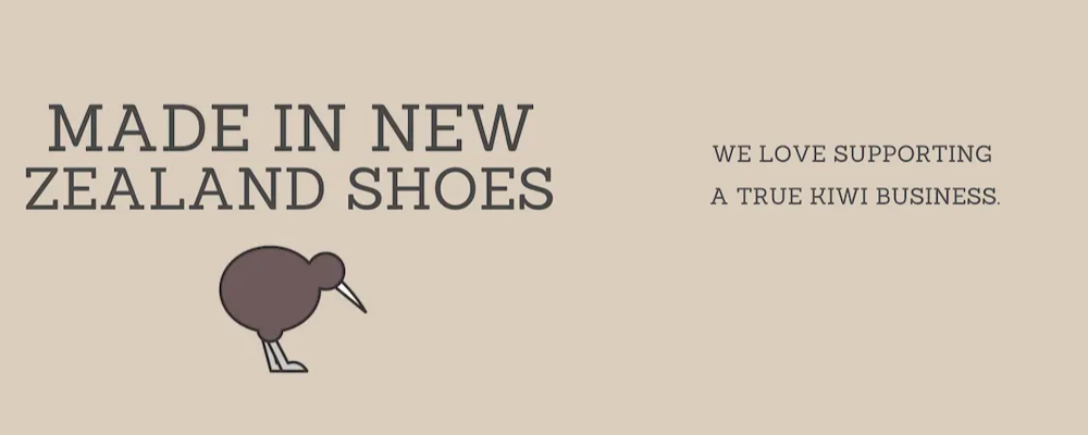 Made in New Zealand Shoes