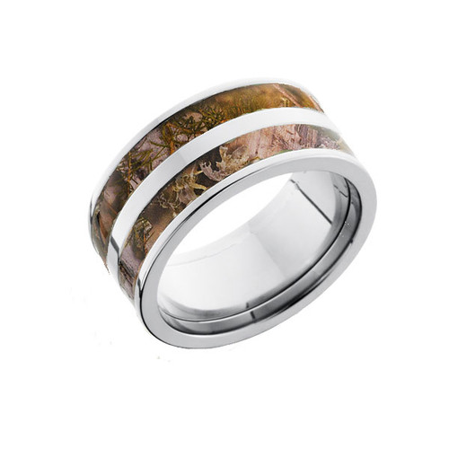 Camo Wedding Bands For Men Camouflage Rings For Him Camokix