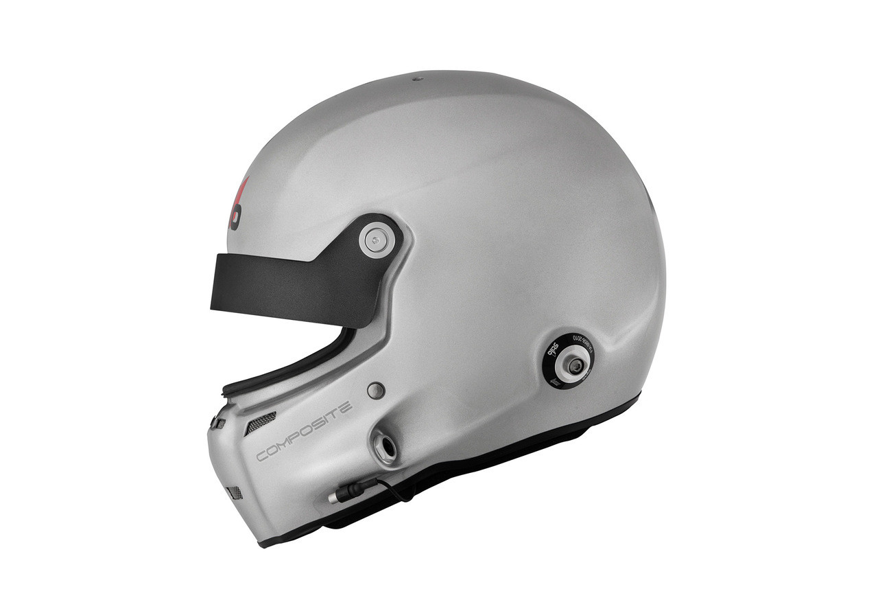 shown with optional visor