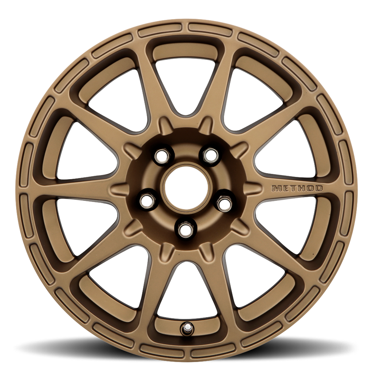 Method Race Wheels MR501 Rally | VT-Spec 15x7 Bronze