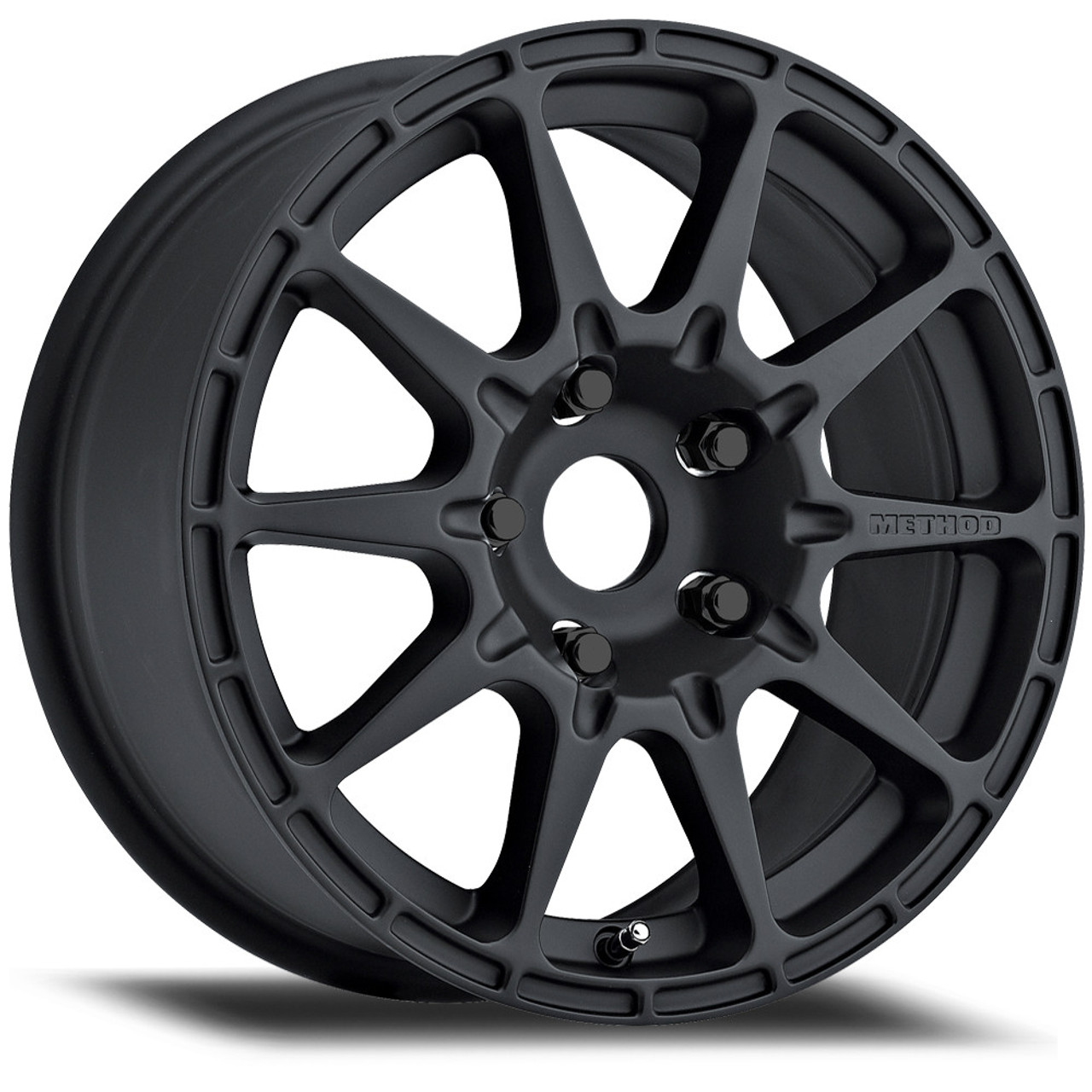 Method Race Wheels MR501 Rally | VT-Spec 15x7 Black