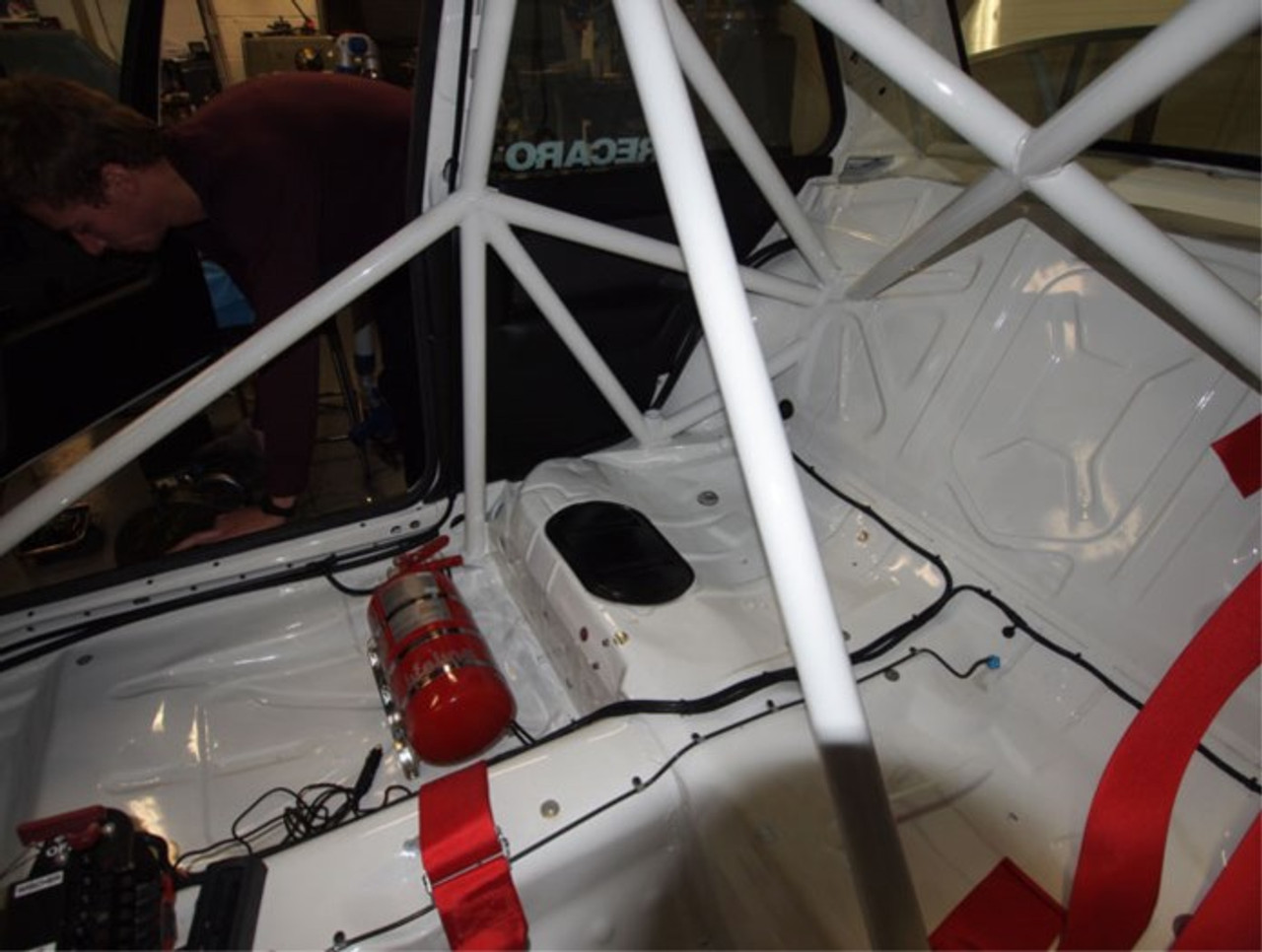 Custom Cages BMW E30 Factory Style - Multipoint  [T45]