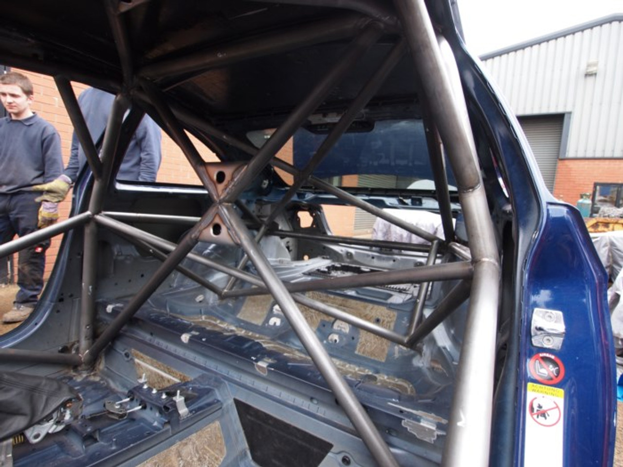 Custom Cages BMW E92 - Multipoint [T45]