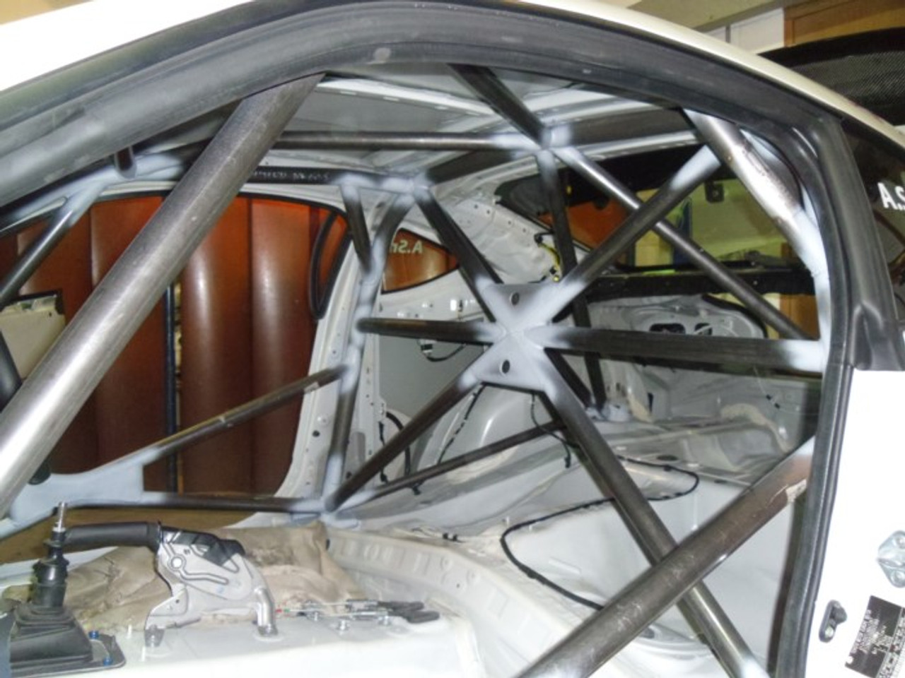 Custom Cages Toyota GT86 - International Multipoint [T45]