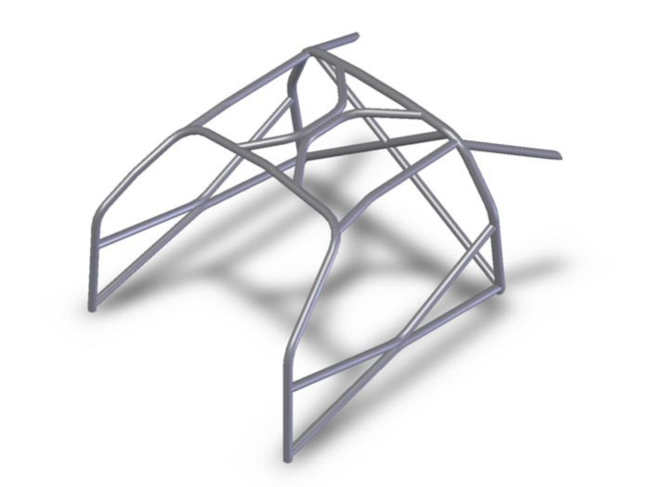 Custom Cages Toyota MR2 Mk2 89-99 - 6 Point [CDS]