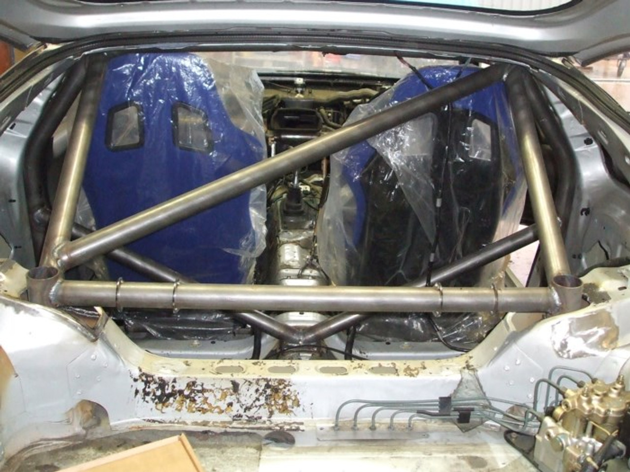 Custom Cages Nissan 300ZX - Multipoint  [CDS]