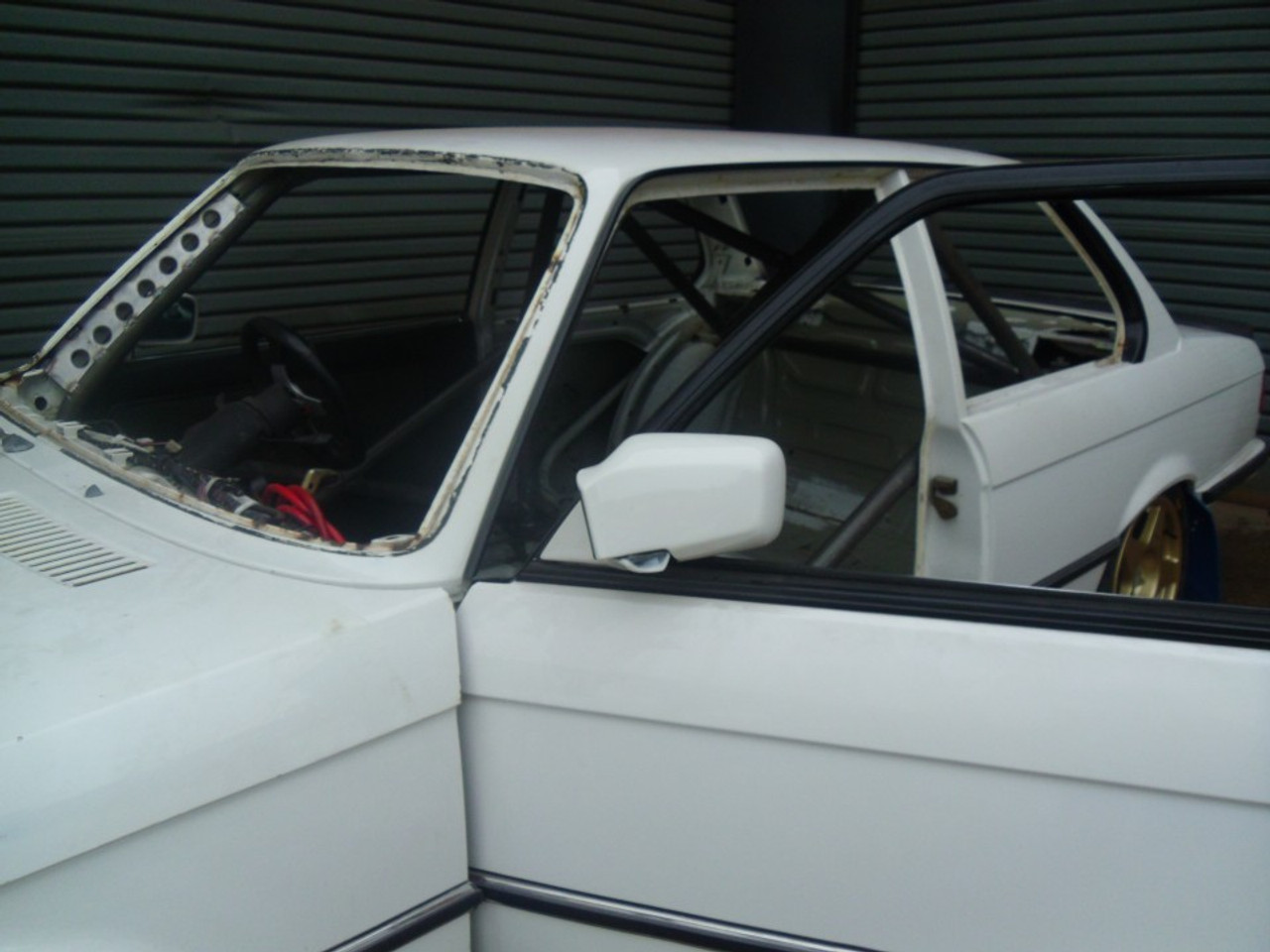 Custom Cages BMW E21 - Multipoint [T45]