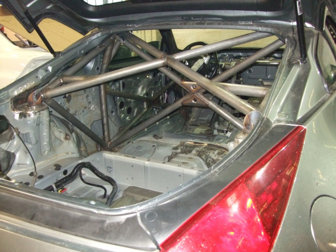 Custom Cages Nissan 350Z - Multipoint  [T45]