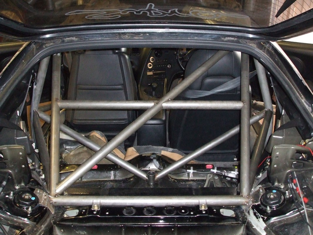 Custom Cages Toyota Supra Mk4 - Multipoint [T45]