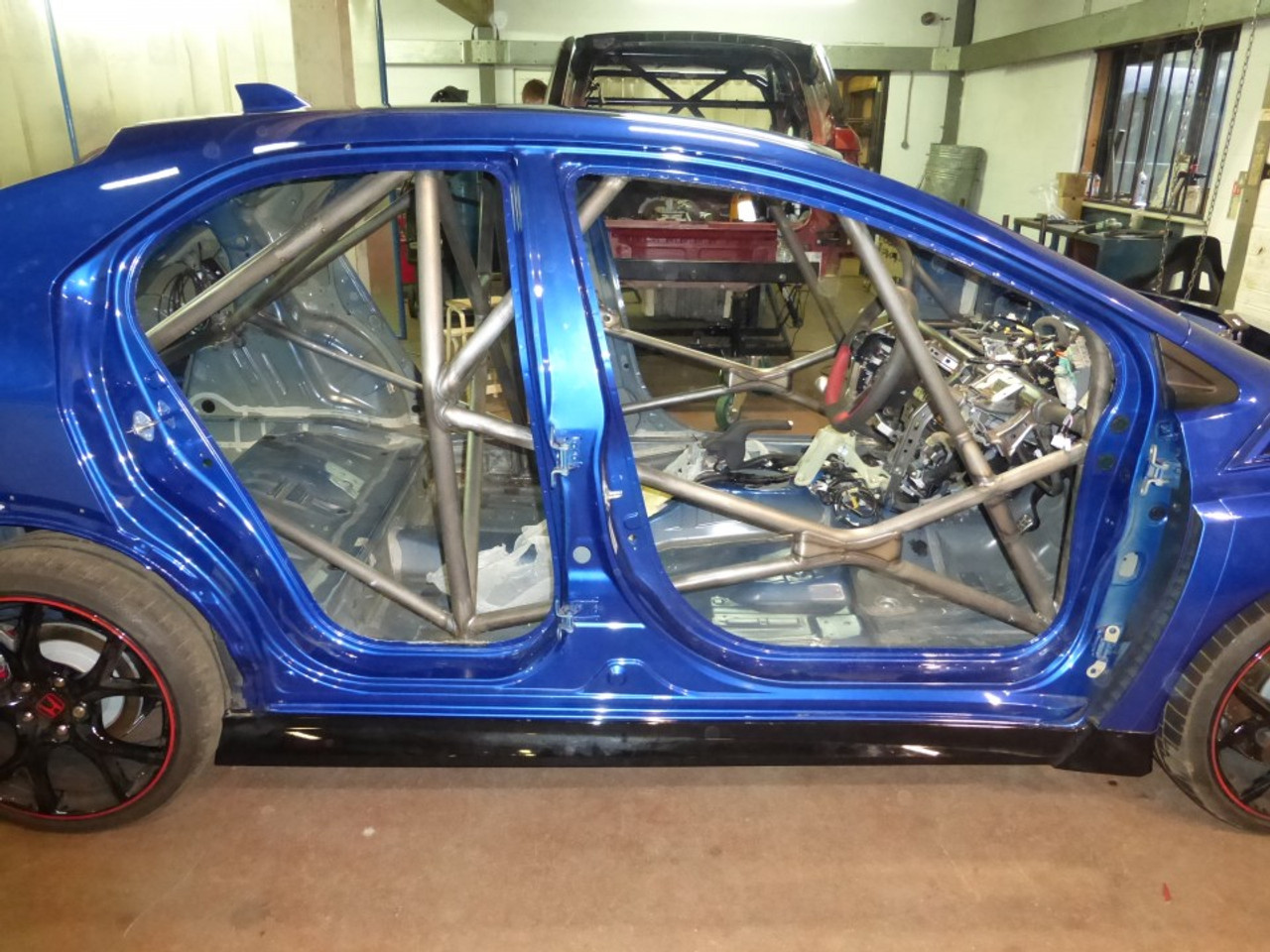 Custom Cages Honda Civic FK2 - International Multipoint [T45]