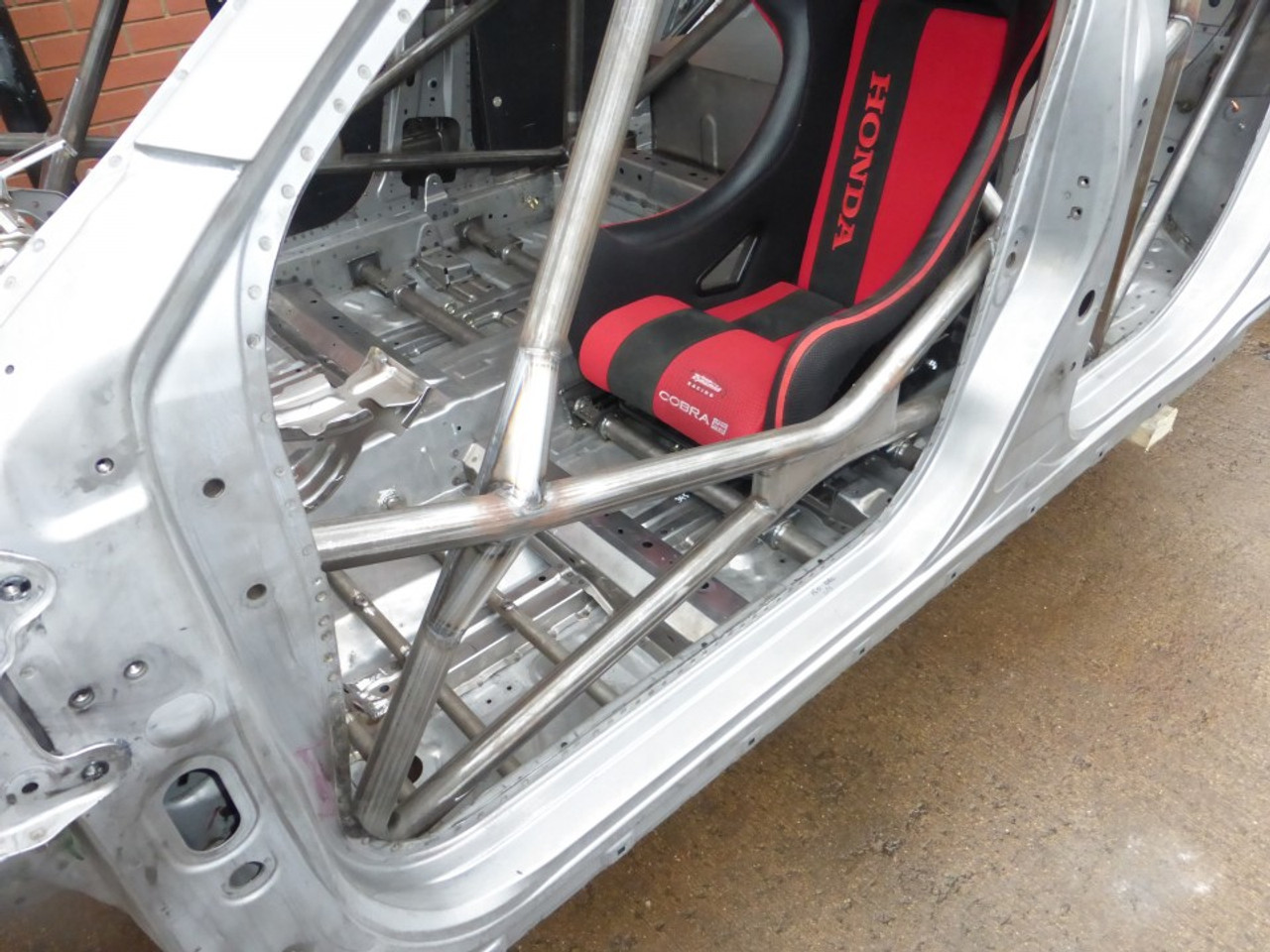 Custom Cages Honda Civic FK7/FK8 - Multipoint [T45]