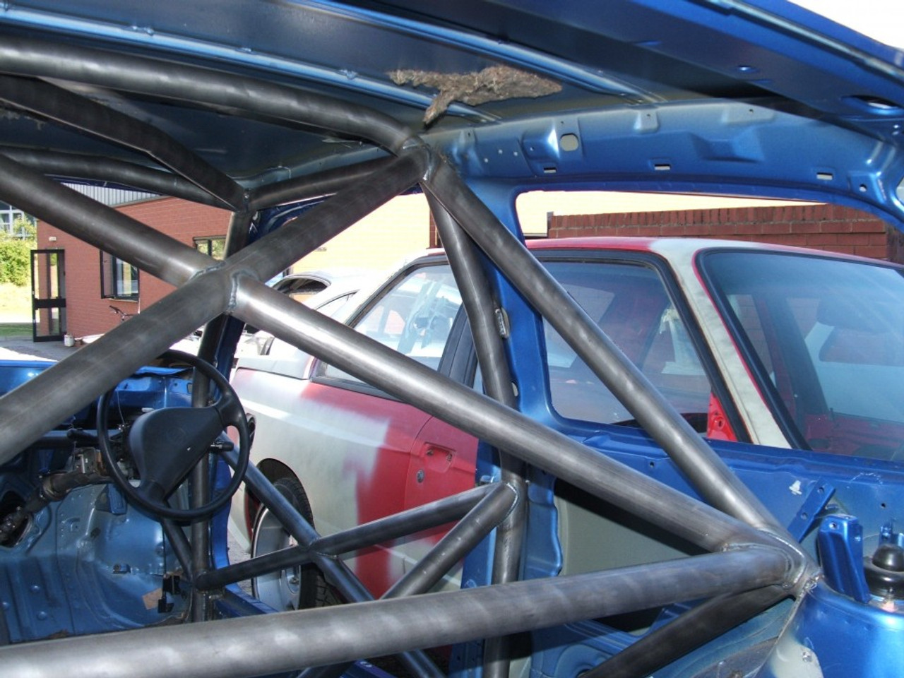 Custom Cages Nissan Sunny - Multipoint  [CDS]