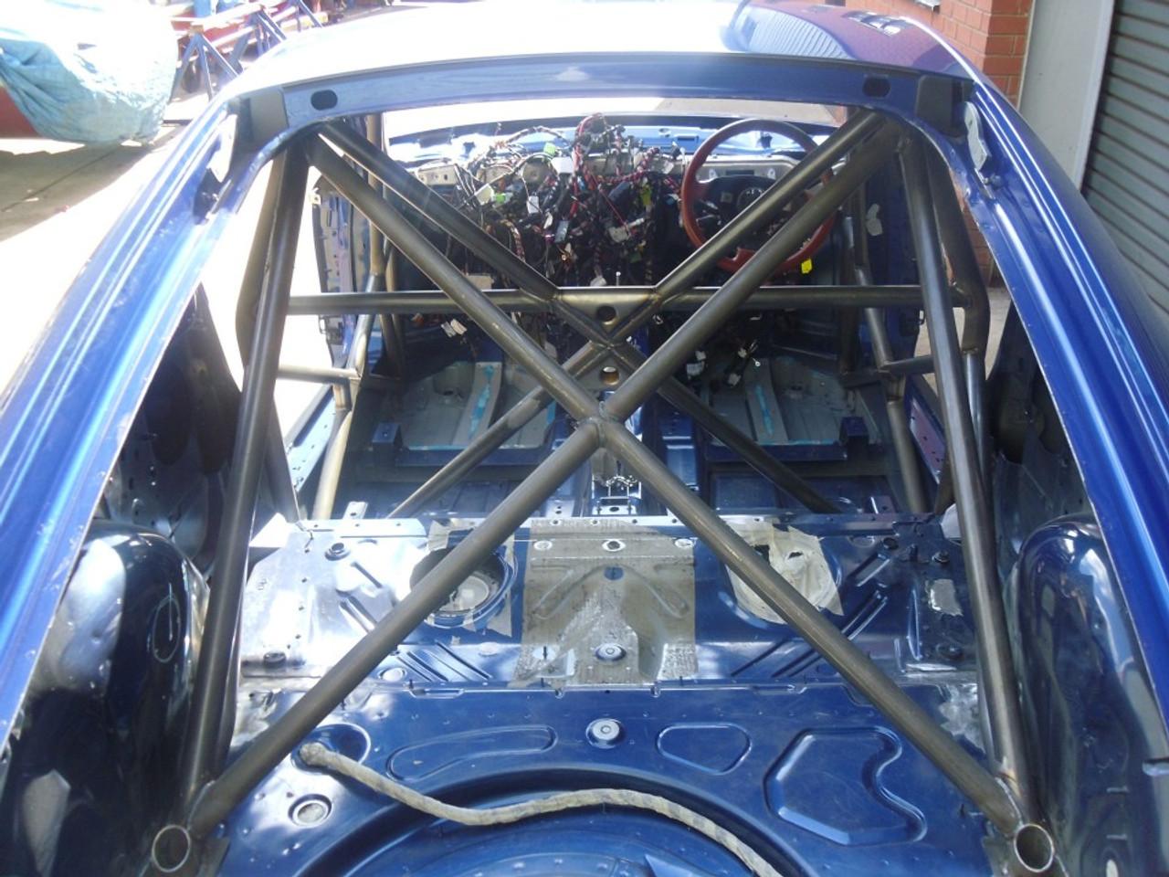 Custom Cages Audi TT Mk2 - Multipoint  [T45]