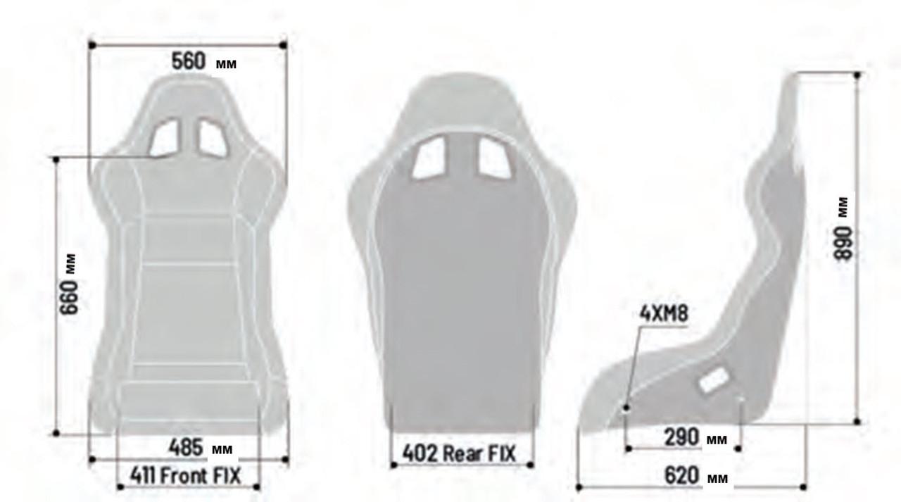 Sparco EVO QRT Seat