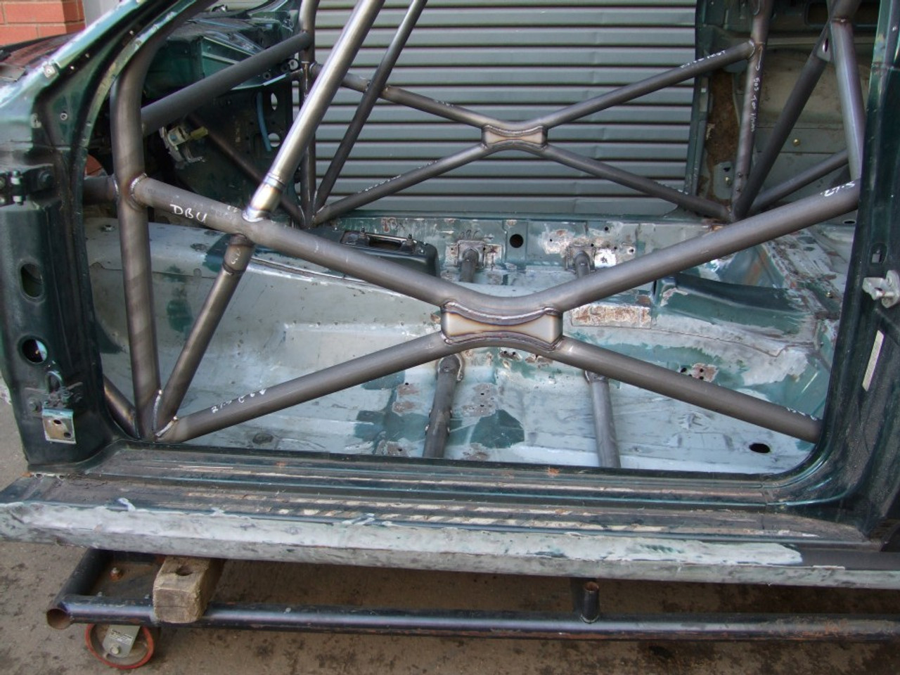 Custom Cages Audi 80 S2 - Multipoint  [CDS]