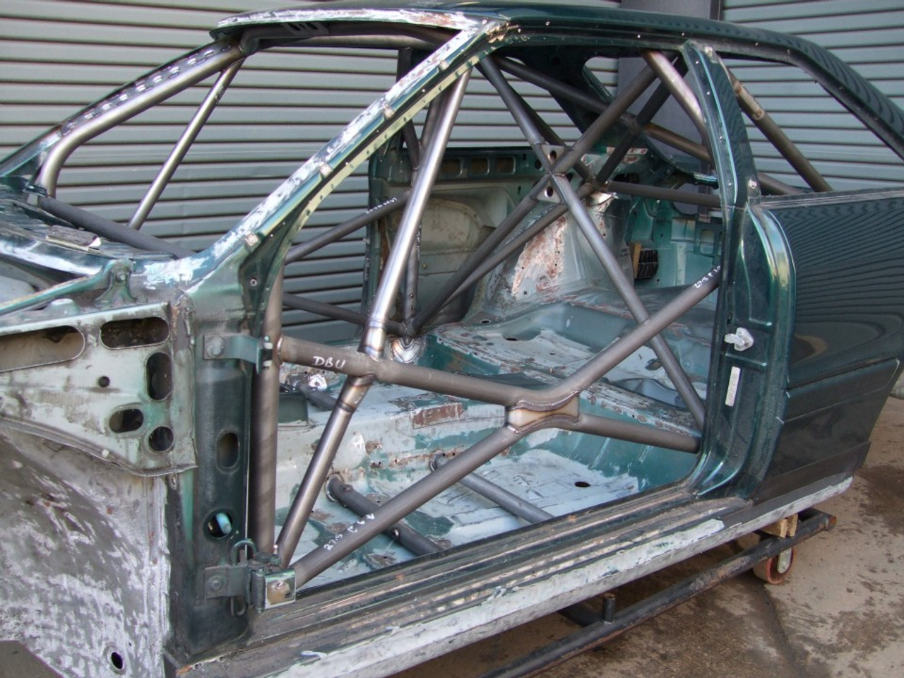 Custom Cages Audi 80 S2 - Multipoint  [T45]