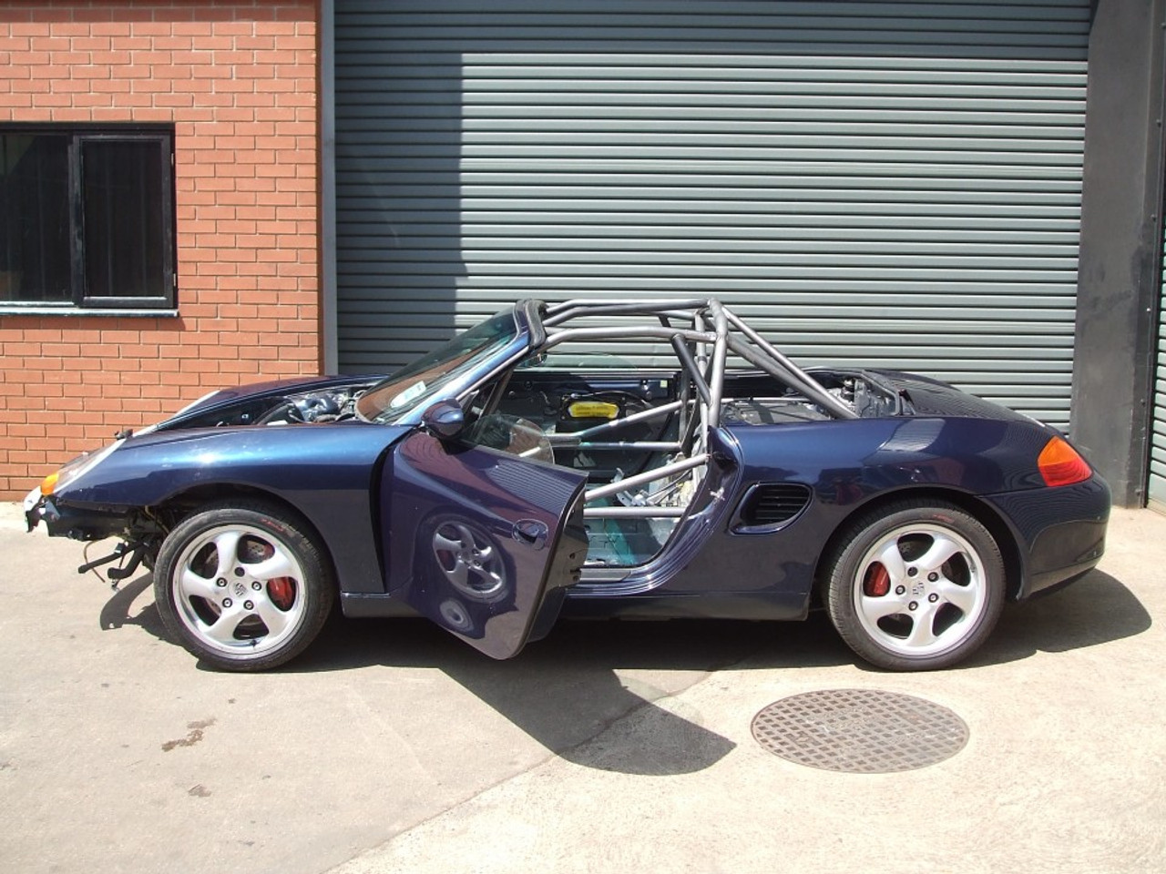 Custom Cages Porsche Boxster - Multipoint [CDS]