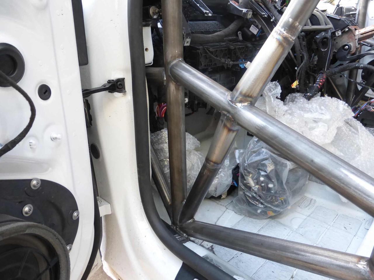 Custom Cages Audi TT Mk3 - Multipoint  [T45]