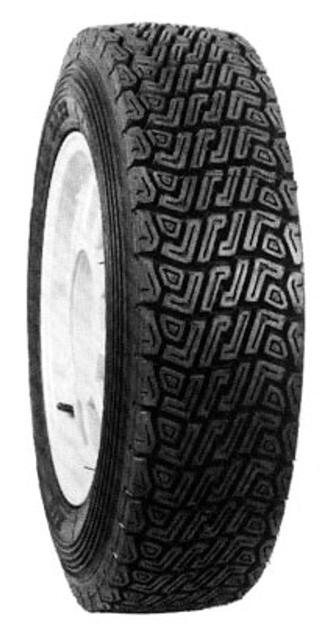 Black Rocket gravel rally tire BR 33 15/65-15 (±195/65-15) - CLEARANCE