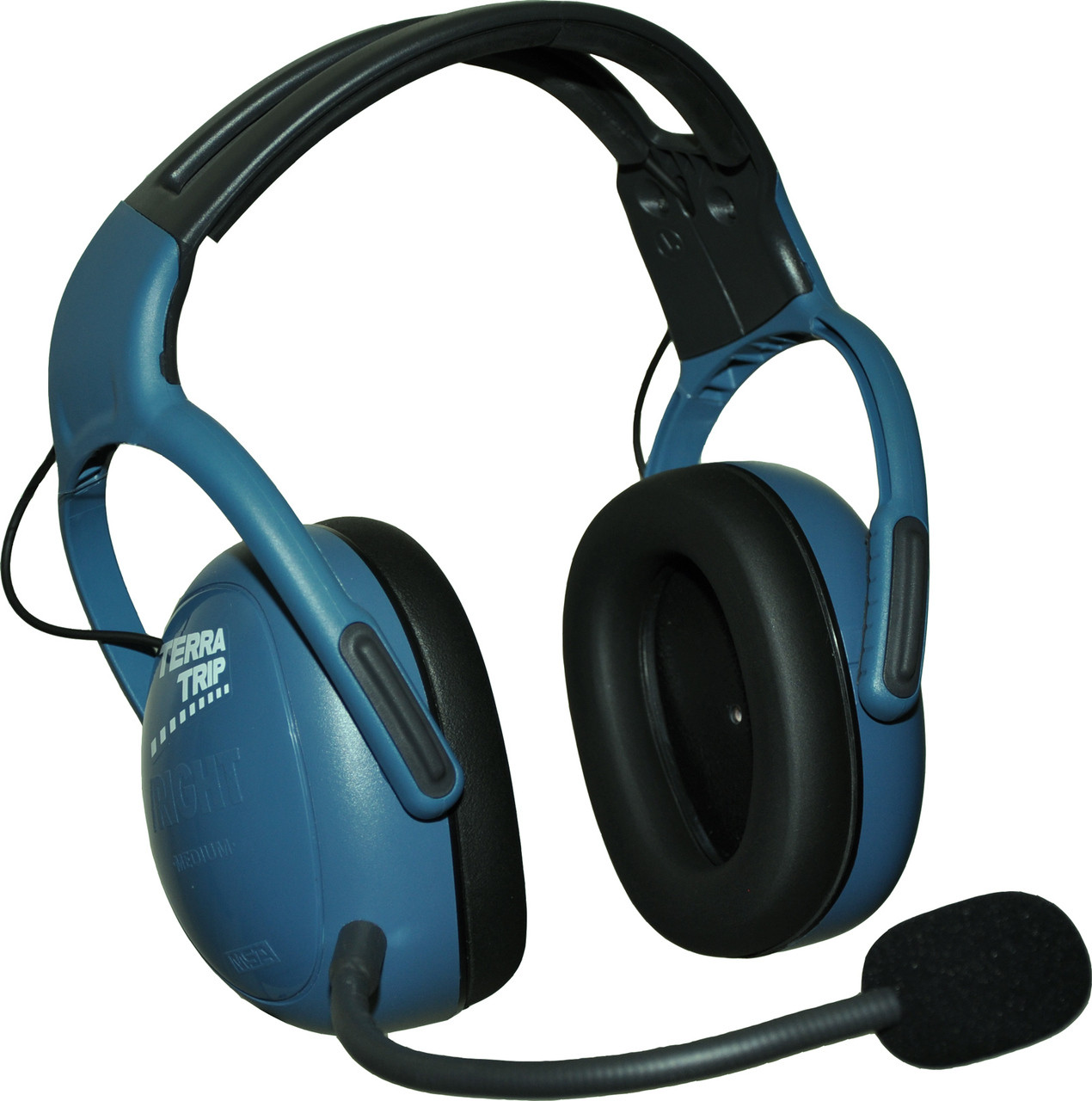 Terratrip Professional Plus+ V2 Practice Headset (Peltor compatible)