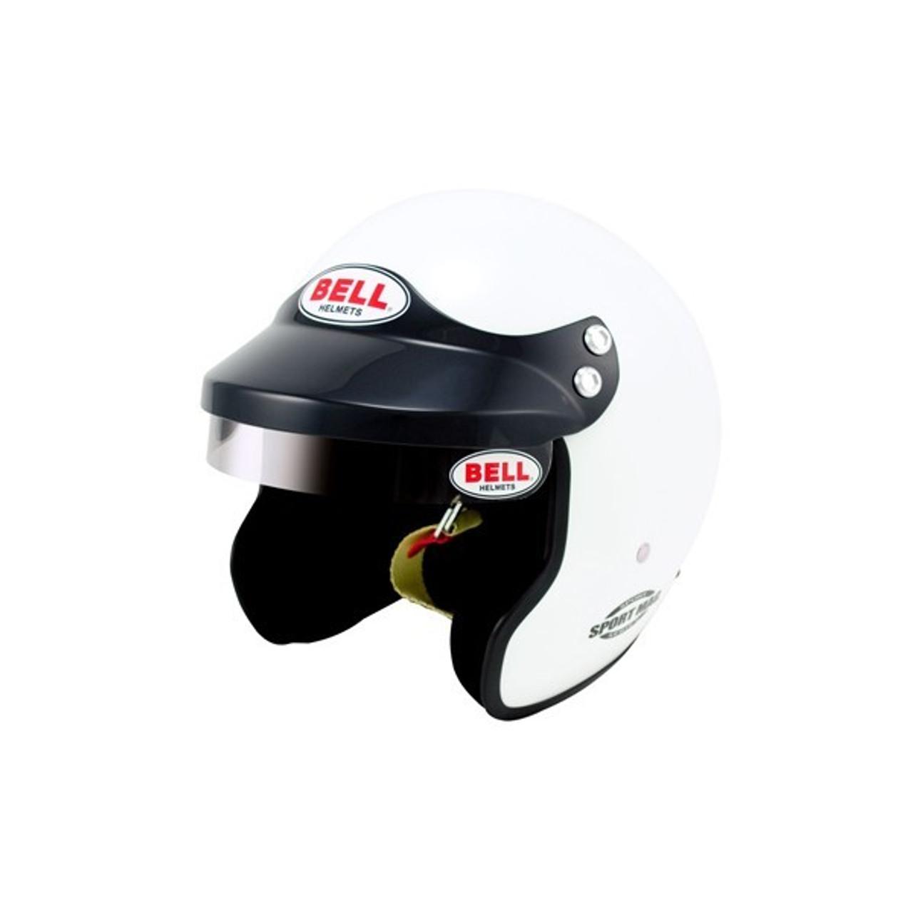 Bell Sport Mag Helmet (white) - CLEARANCE