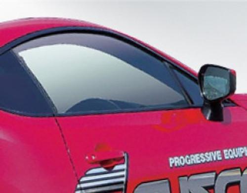 Cusco Acrylic Windows Set (Subaru Impreza)