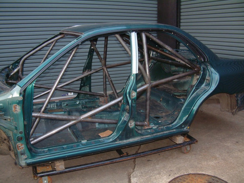 Custom Cages Subaru Impreza 4 Door GC8 - International Multipoint [T45]