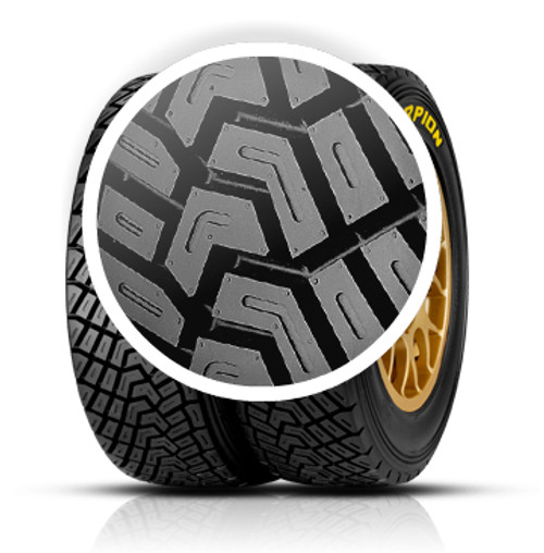 Pirelli KH Reinforced Gravel Rally Tire - 205/65R15 -hard/medium