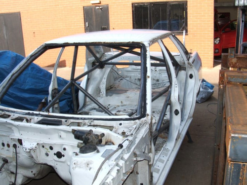 Custom Cages Subaru Legacy - Int Grp N [T45]