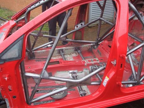 Custom Cages Volkswagen Golf Mk7 - Multipoint  [T45]