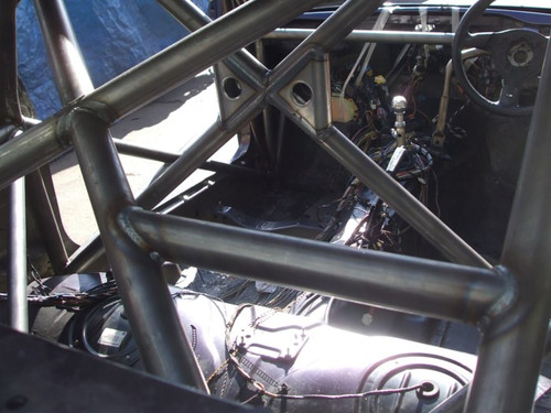 Custom Cages BMW E36 2 Door - International Multipoint [T45]