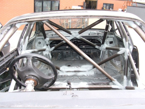 Custom Cages BMW E36 + M3 4 Door - Multipoint  [CDS]