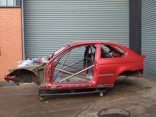 Custom Cages BMW E46 Compact - International Multipoint [CDS]