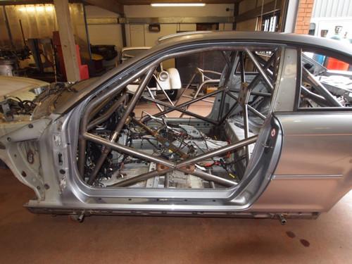 Custom Cages BMW E46 UK 2 Door - International Multipoint [T45]