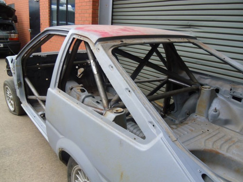Custom Cages Toyota Corolla AE86 >97 - Multipoint [T45]
