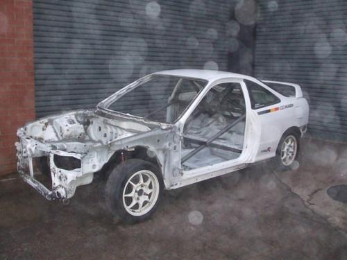 Custom Cages Honda Integra 'R' DC2 - Multipoint [T45]