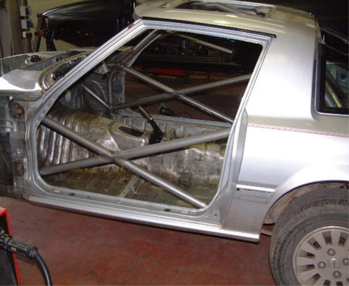 Custom Cages Mazda RX7 Mk1 (FA & FB) - Multipoint [T45]