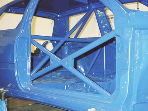 Custom Cages Volkswagen Golf Mk3 - Multipoint [T45]