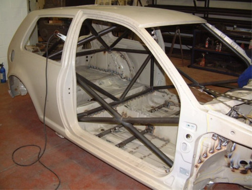 Custom Cages Volkswagen Golf Mk4 - Multipoint [T45]