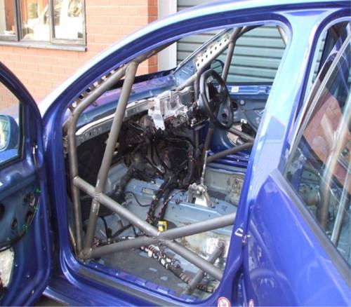 Custom Cages Volkswagen Golf Mk5 R32 - International Multipoint [T45]
