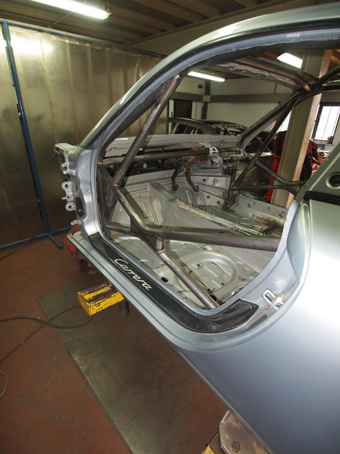 Custom Cages Porsche 996 - International Multipoint [T45]