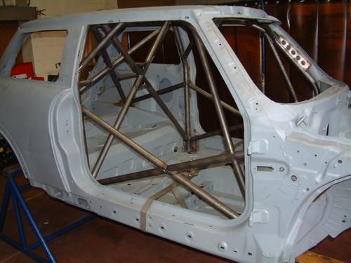 Custom Cages Mini (BMW) R50 + R53. - International Multipoint  [T45]