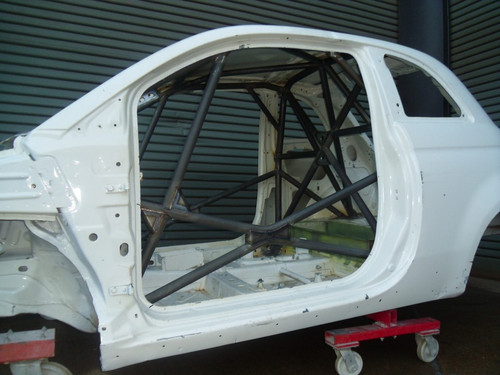 Custom Cages Fiat 500 (New Gen) - Multipoint  [T45]