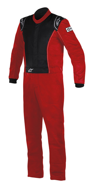 Alpinestars Knoxville Suit - red/black - size 52 - CLEARANCE