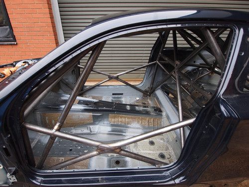 Custom Cages BMW E82 - 1 Series Coupe - International Multipoint [T45]