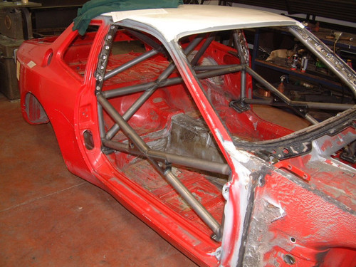 Custom Cages Porsche 944 - Multipoint [T45]
