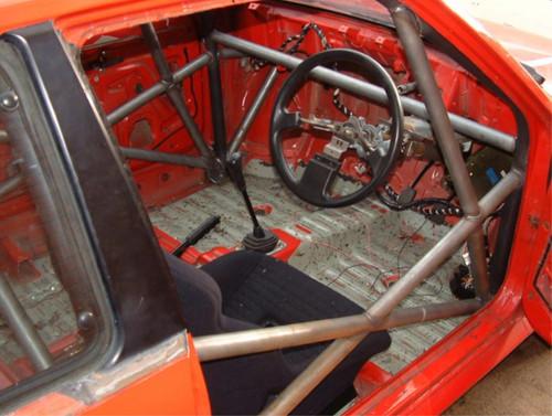 Custom Cages Suzuki Swift Mk1 89-94 - Multipoint [T45]